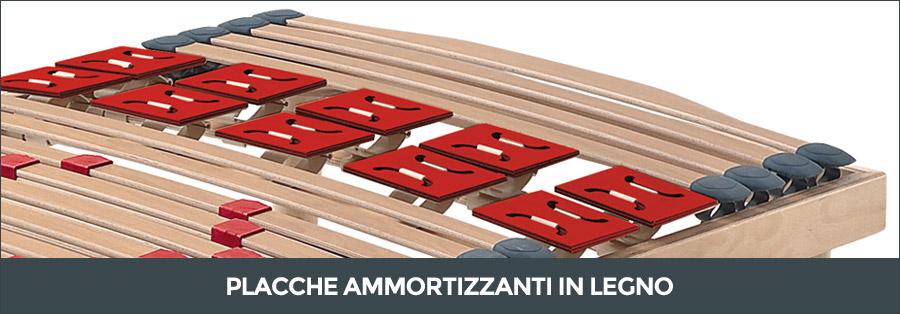 Placche ammortizzanti in legno della rete Vitanova Energy