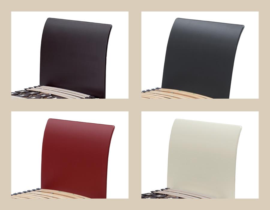 Testiera per piano letto disponibile in varie colorazioni
