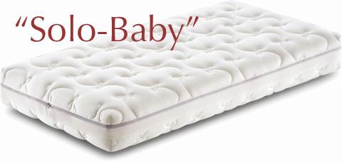 materasso solo baby manifattura falomo