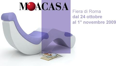 MOACASA: Manifattura Falomo in fiera a Roma
