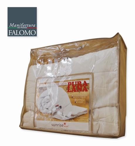 Piumino omaggio acquistando un materasso in viscoelastico