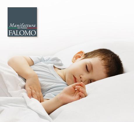 Materassi per bambini e importanza dell'ambiente letto.