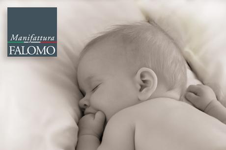 Materassi per bambini e ritmo sonno-veglia nel neonato.