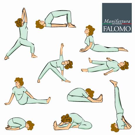 Dormi felice e allontana lo stress: ecco 3 semplici esercizi Yoga!