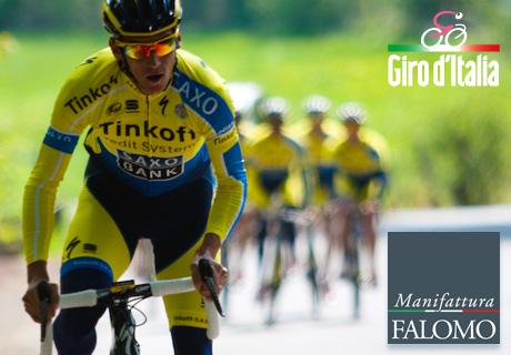 """Manifattura Falomo inizia il Giro d'Italia del """"sano dormire""""!"""