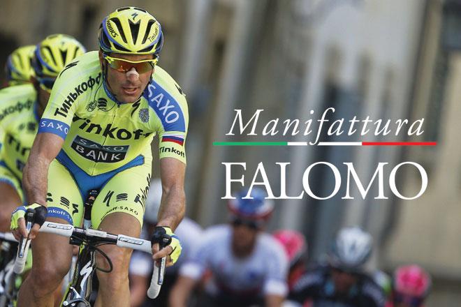Manifattura Falomo parte per il Giro d'Italia 2015!