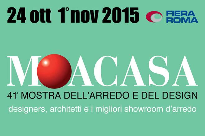 MOACASA 2015: scopri Manifattura Falomo alla mostra dell'arredo e del design!