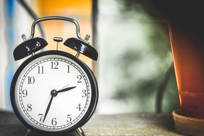 Trova il tuo tempo ideale
