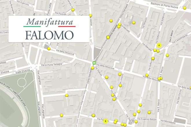 Dal 12 al 17 aprile 2016 in Piazzale Biancamano 1 a Brera, Milano!