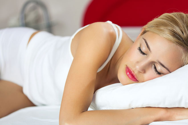 Le donne devono dormire di più!