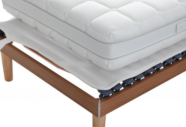 Dettaglio coprirete per materasso Airtex
