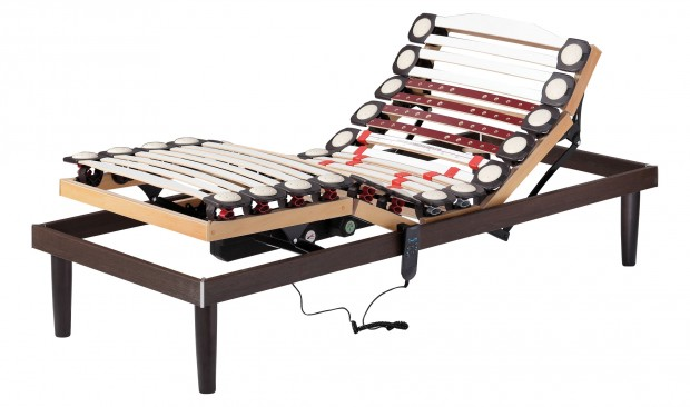 Rete per materasso reclinabile Synchroflex Motore