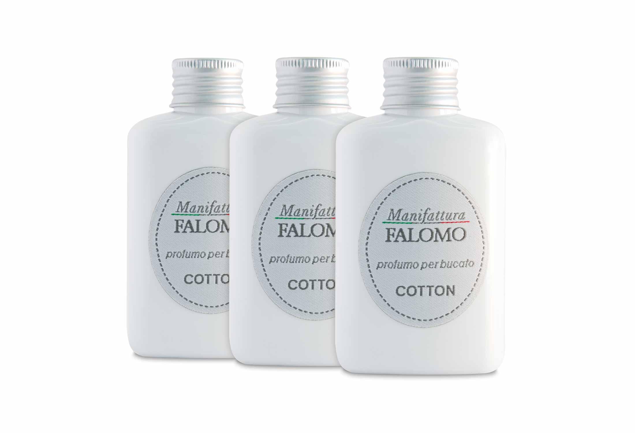 Profumo per il bucato Cotton | Manifattura Falomo