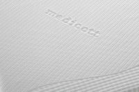 Coprimaterasso in tessuto Medicott 95°® - dettaglio fodera