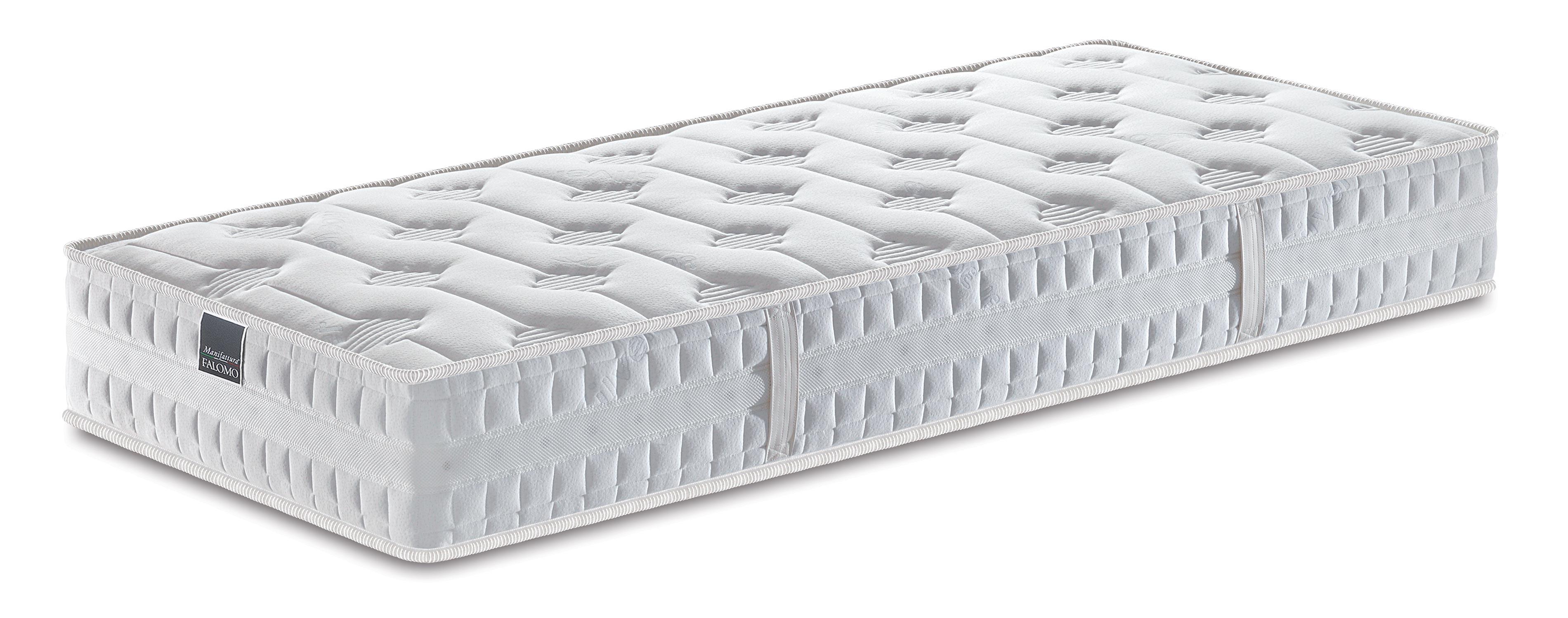 Materasso classic lana cotone acquistabile online manifattura falomo for Materassi ikea memory foam