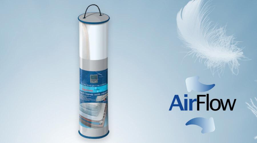 Confezione coprirete Airflow