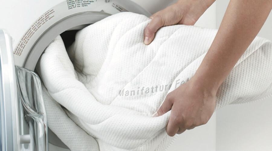 Lavabilità materasso Idea Blu