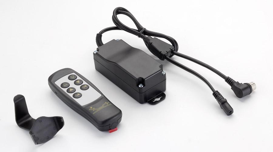 Kit radiocomando per la rete per materasso Synchroflex Motore