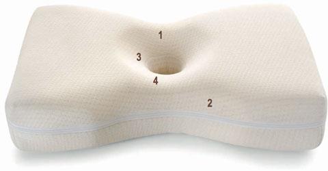 Papillon: un guanciale per il benessere cervicale