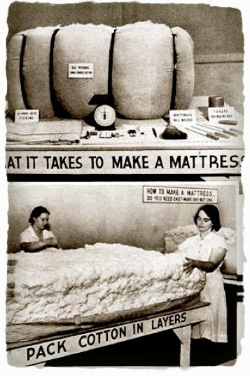 Materassi, ecco la loro storia.
