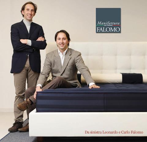 materassi falomo rivista platinum 2010