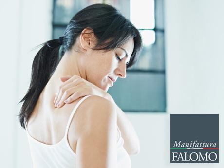 » 4 rimedi per mal di collo e mal di testa?