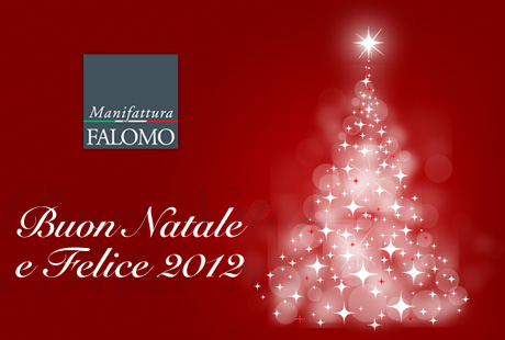 Buon Natale e Felice 2012!