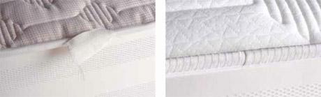 Bordatura del materasso: quando il bordo del materasso è fondamentale