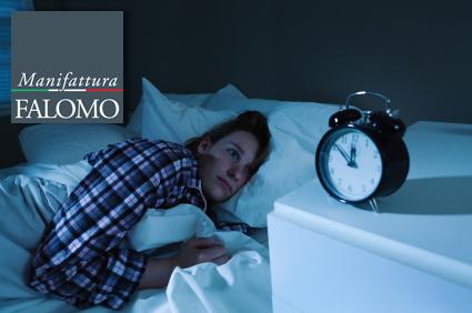 3 sintomi di un sonno che non va bene.
