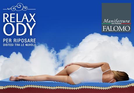 Manifattura Falomo in collaborazione con RTL 102.5 presenta Relaxody!