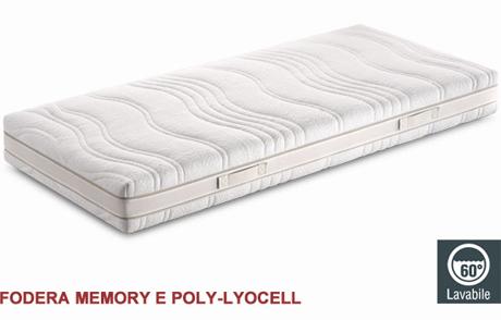 Fodera Memory e Poly-Lyocell