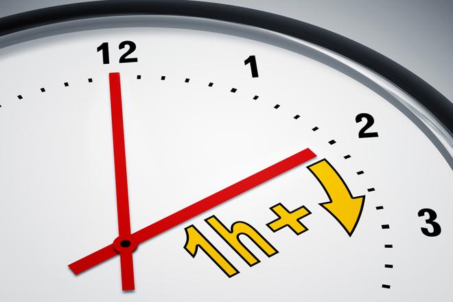 4 consigli per affrontare al meglio il cambio dell'ora legale!