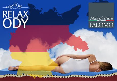 """Manifattura Falomo in Germania, ad una delle più grandi fiere dedicate al """"Sano Dormire""""!"""