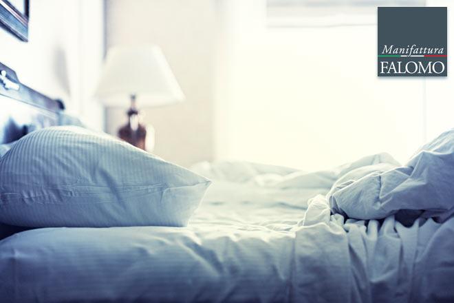 Non rifare il letto per dormire meglio. Si, hai capito bene.