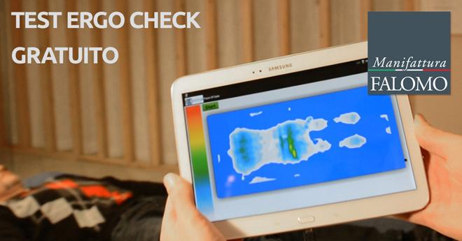 Ergocheck: fai il test per scoprire qual è il sistema letto adatto a te!