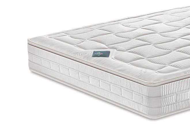 Pulizie di primavera in camera da letto consiglio: gira il materasso nel lato estivo!