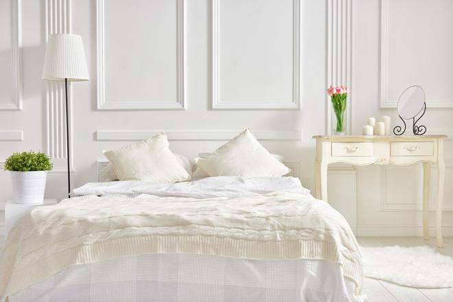 La checklist per le pulizie di primavera nella tua camera da letto!