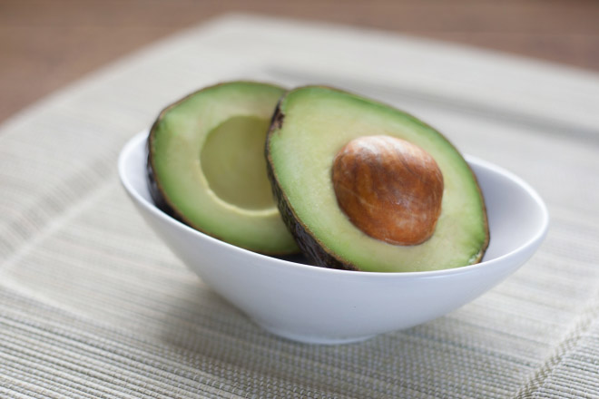Avocado per produzione naturale melatonina