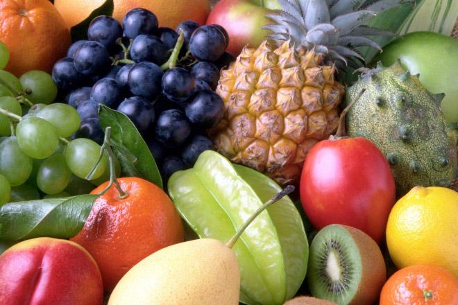 Frutta tropicale e produzione naturale della melatonina