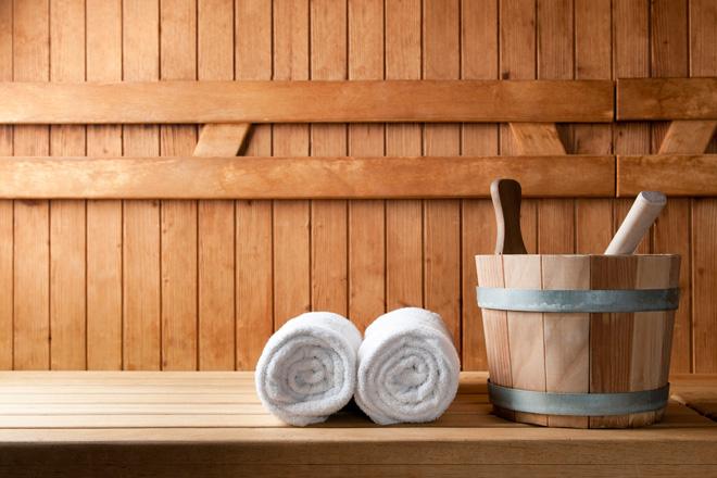 La sauna può aiutarti a riposare meglio e più a lungo?