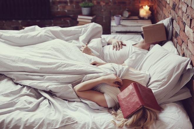 Leggere prima di andare a dormire è sempre una buona idea?