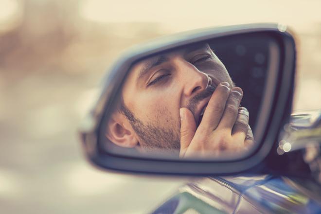 #NonMorireDiSonno: riposa alla grande e guida con prudenza!