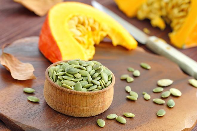 Problemi d'insonnia? Prova con i semi di zucca!