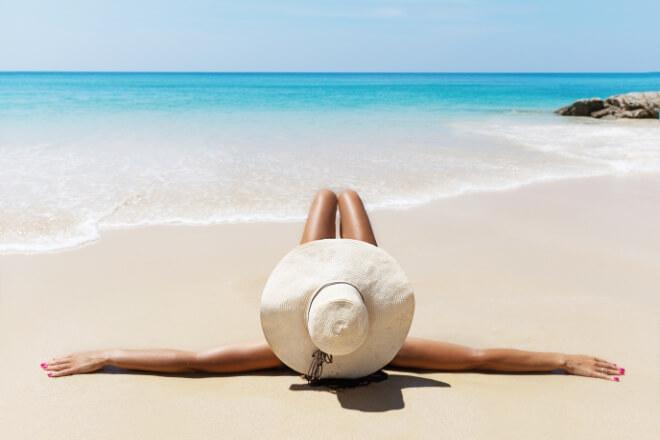 Vacanze al mare? Scopri tutti gli effetti benefici per la salute!